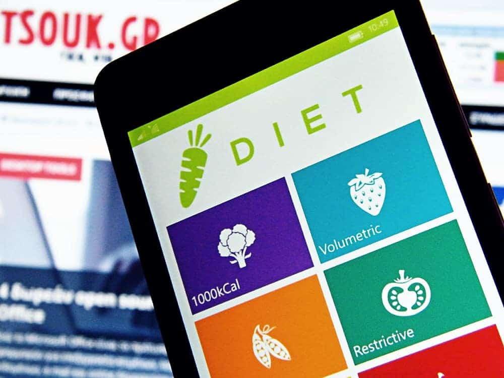 Οι καλύτερες Android εφαρμογές για την απώλεια βάρους