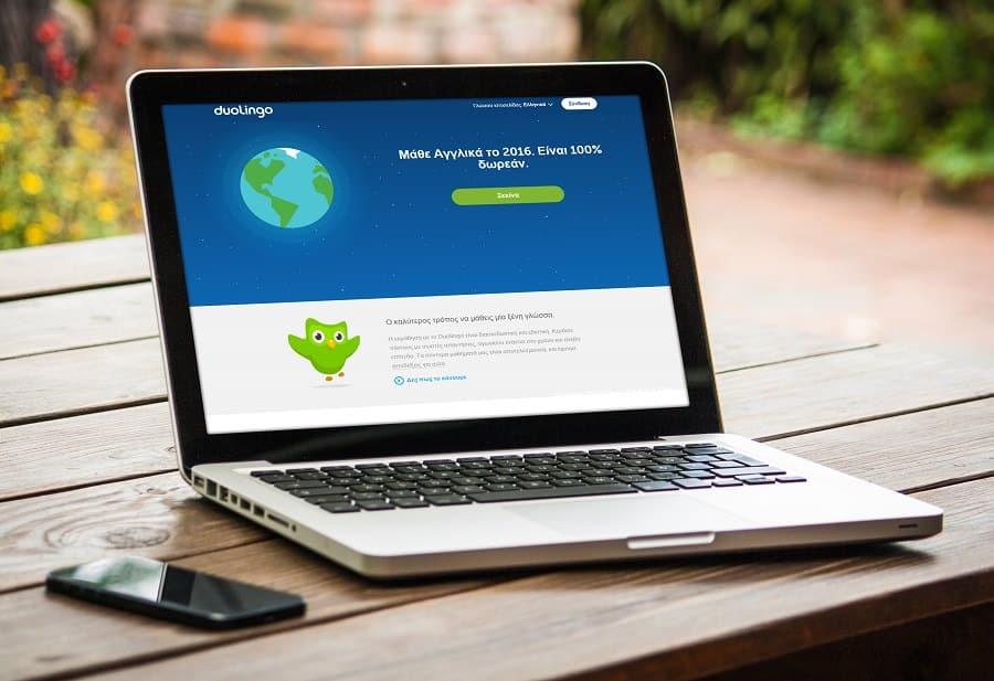 duolingo - Online εκμάθηση Αγγλικών