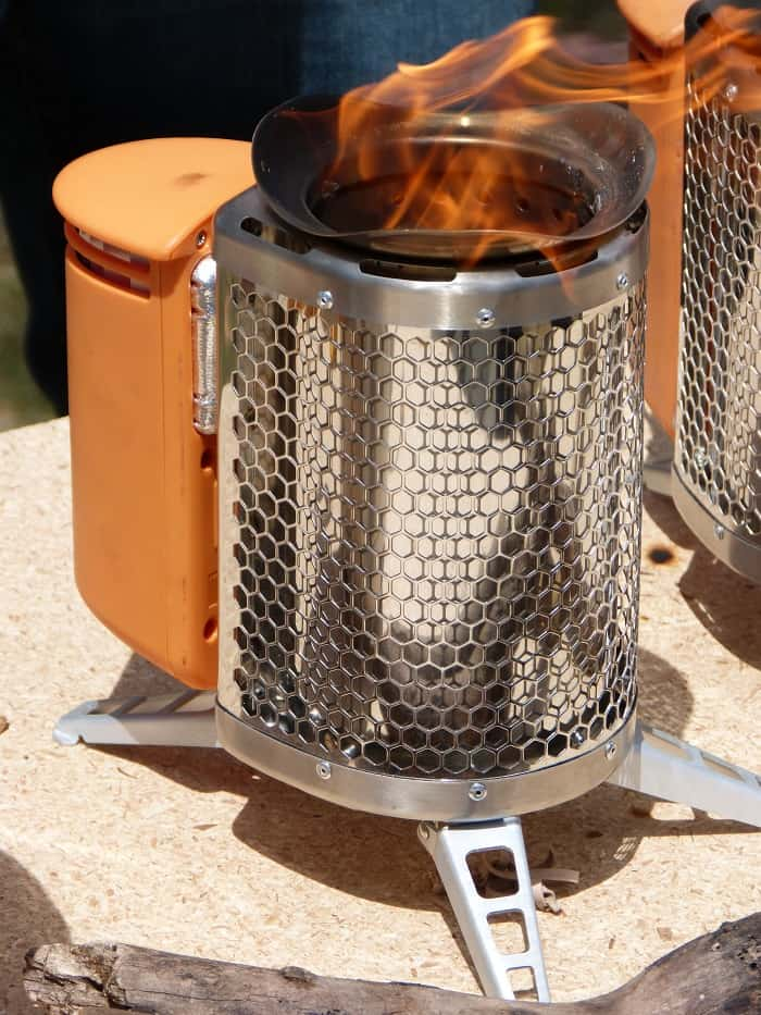 BioLite-CampStove-demonstration