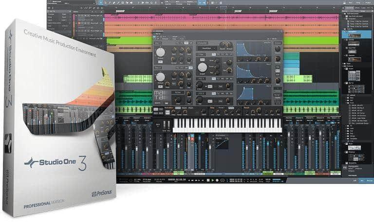 PreSonus-Studio-One