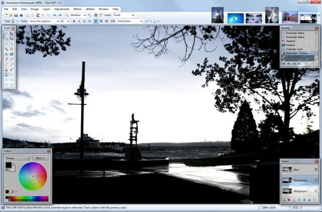 Τα καλύτερα δωρεάν προγράμματα επεξεργασίας φωτογραφιών