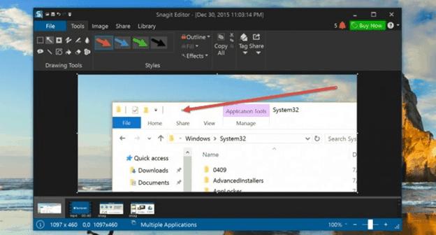 Τα καλύτερα δωρεάν screen recorder προγράμματα για Windows 1