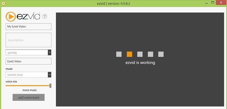 Τα καλύτερα δωρεάν screen recorder προγράμματα για Windows 5