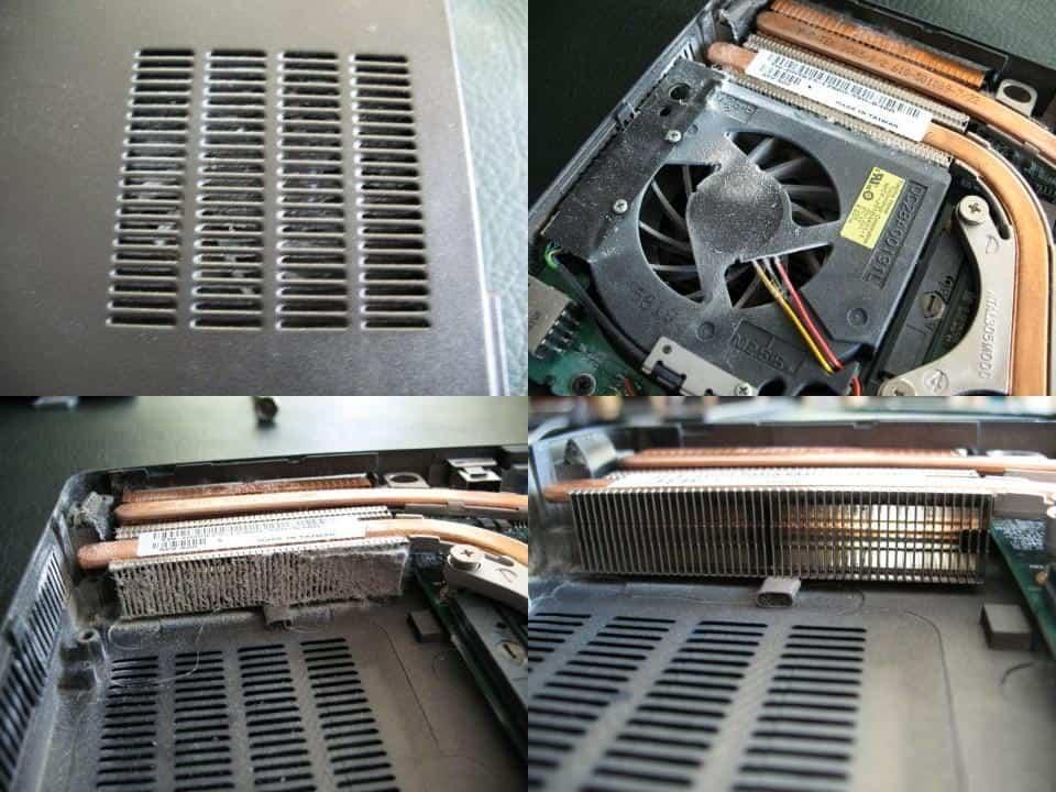 Ζεσταίνεται το laptop - Πως να αποφύγεις την υπερθέρμανση laptop