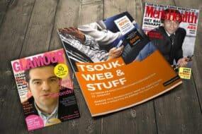 8 ιστοσελίδες για να δημιουργήσεις τα δικά σου εξώφυλλα περιοδικών