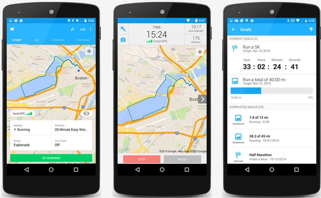 Οι καλύτερες fitness εφαρμογές για το smartphone σου