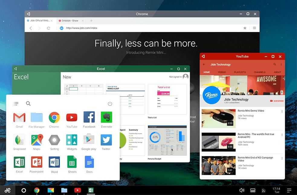 Remix OS - Τι είναι και πως να το εγκαταστήσεις στον υπολογιστή σου