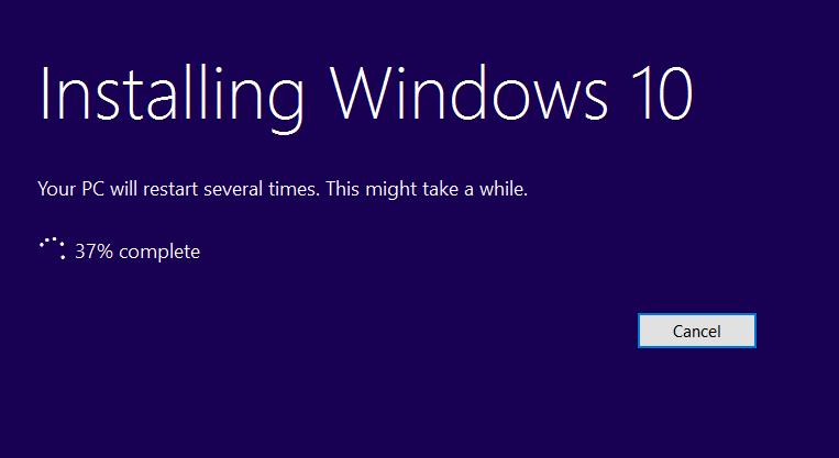 Αναβάθμιση από Windows 7, 8 ή 8.1 σε Windows 10