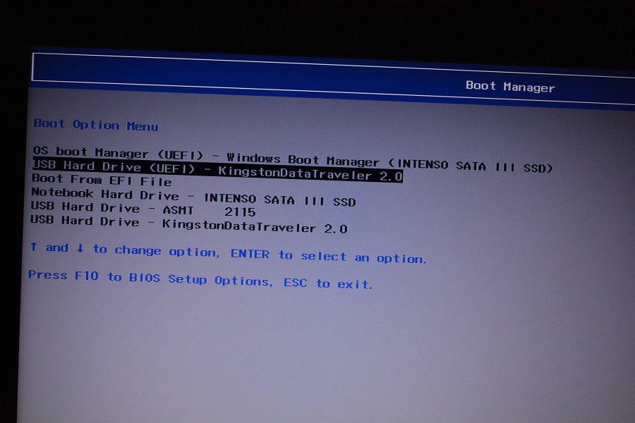 Εγκατάσταση Windows 10 (format) 1