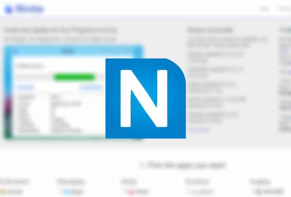 Ninite - Τι είναι και πως να κατεβάζεις δωρεάν προγράμματα