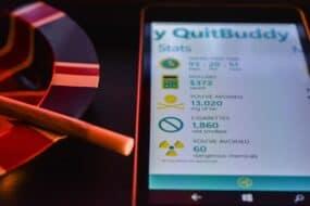 Κόψε το κάπνισμα με τη βοήθεια δωρεάν Android εφαρμογών