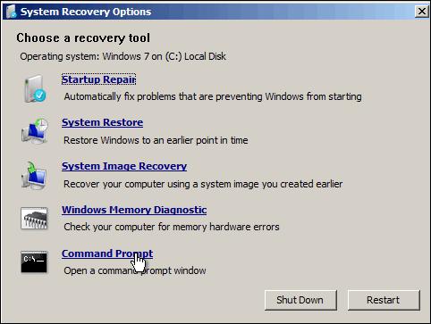 Δεν ανοίγει ο υπολογιστής - Μαύρη οθόνη, Windows σφάλματα και άλλα