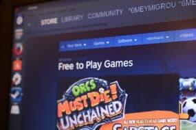 Linux παιχνίδια Τα καλύτερα διαθέσιμα games μέσω Steam