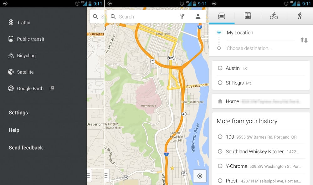 Δωρεάν GPS εφαρμογές για Android, iOS και Windows Phone 1