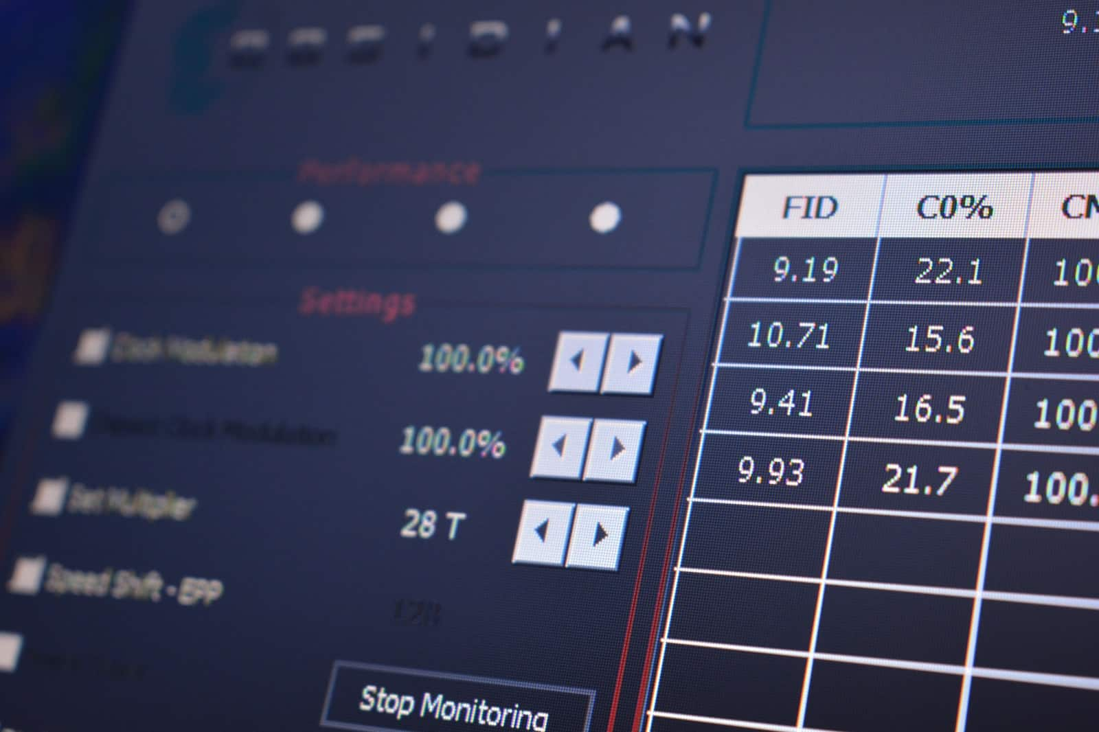 ThrottleStop - Δωρεάν εργαλείο για την ταχύτητα της CPU και GPU