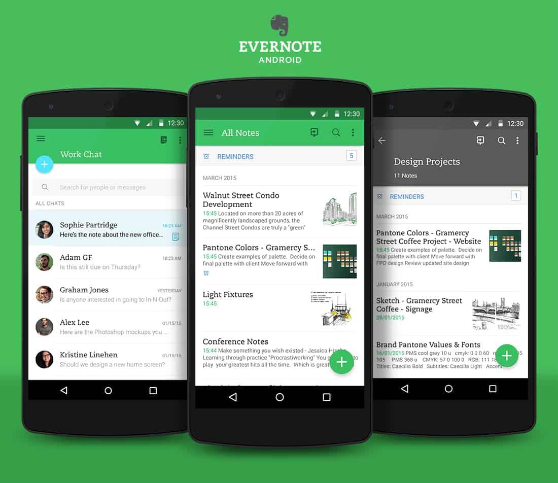 Εφαρμογές σημειώσεων: Δωρεάν εφαρμογές για να κρατάς σημειώσεις