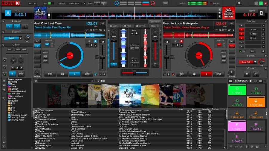 Virtual DJ Home LE