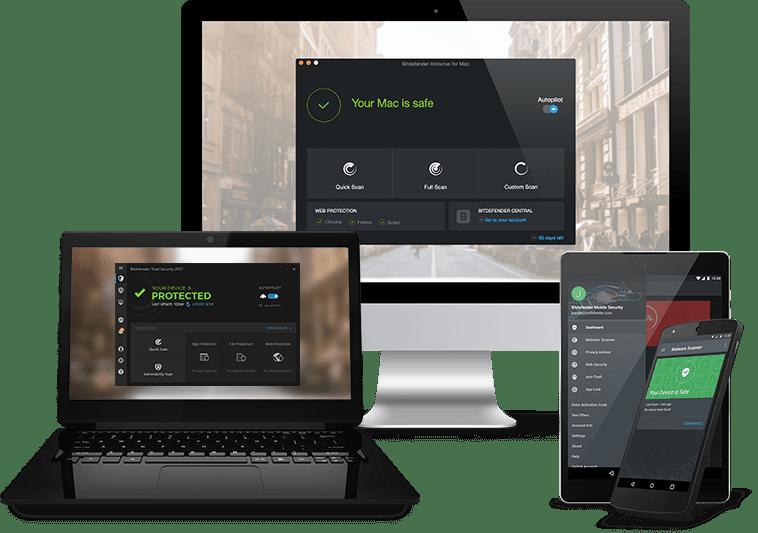 Bitdefender - Το καλύτερο antivirus για υπολογιστές, κινητά και tablet