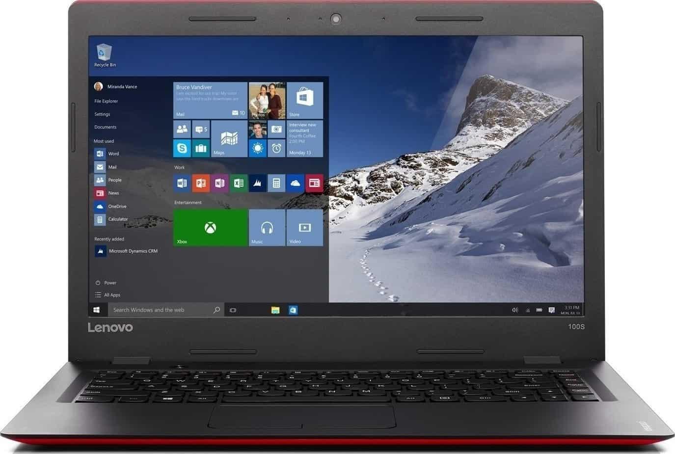 Laptop Lenovo 100S-14IBR