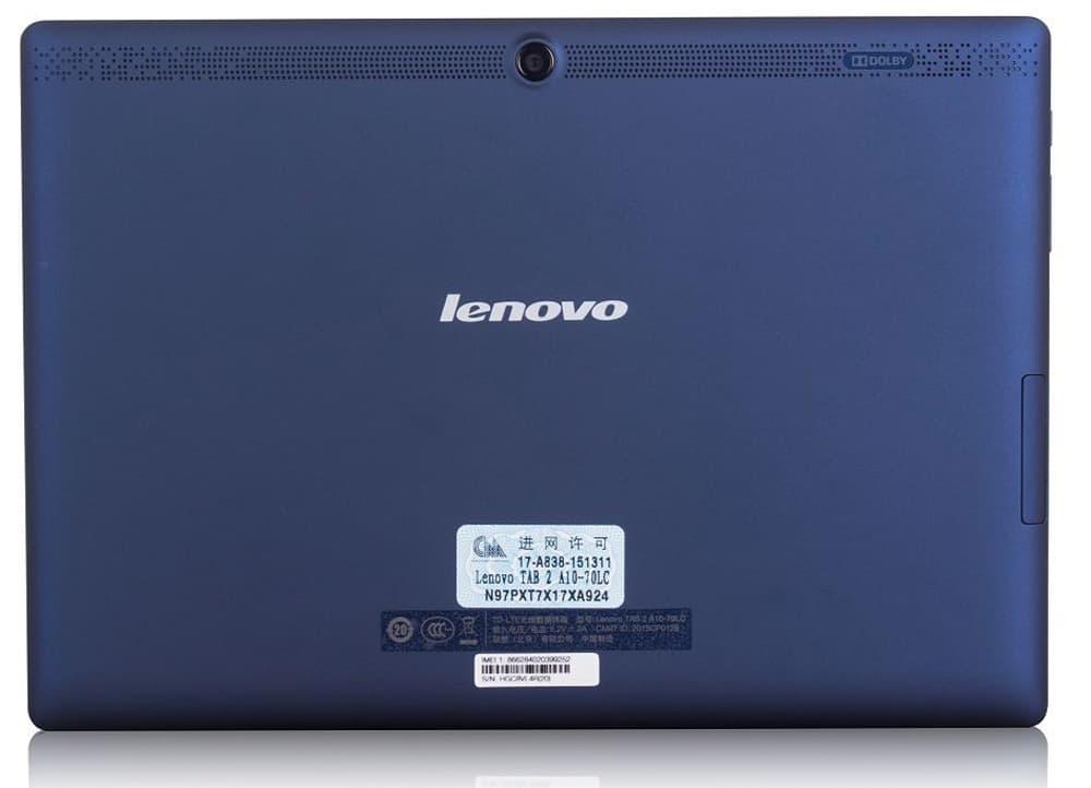 Lenovo Tab 2 A10-30F