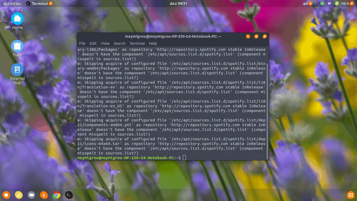 Εγκατάσταση του Spotify στο Ubuntu (ο επίσημος τρόπος) 4