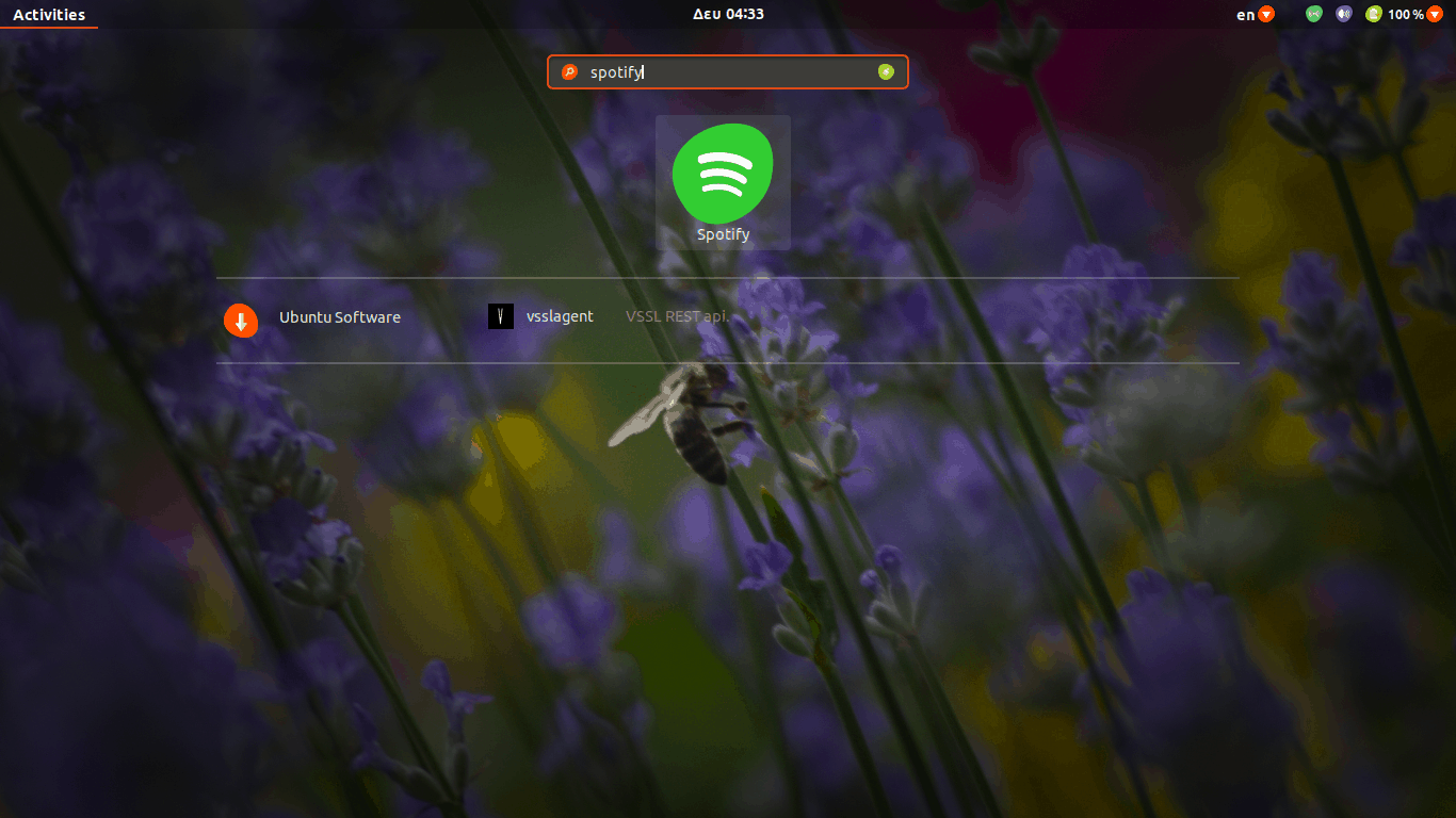 Εγκατάσταση του Spotify στο Ubuntu (ο επίσημος τρόπος) 7