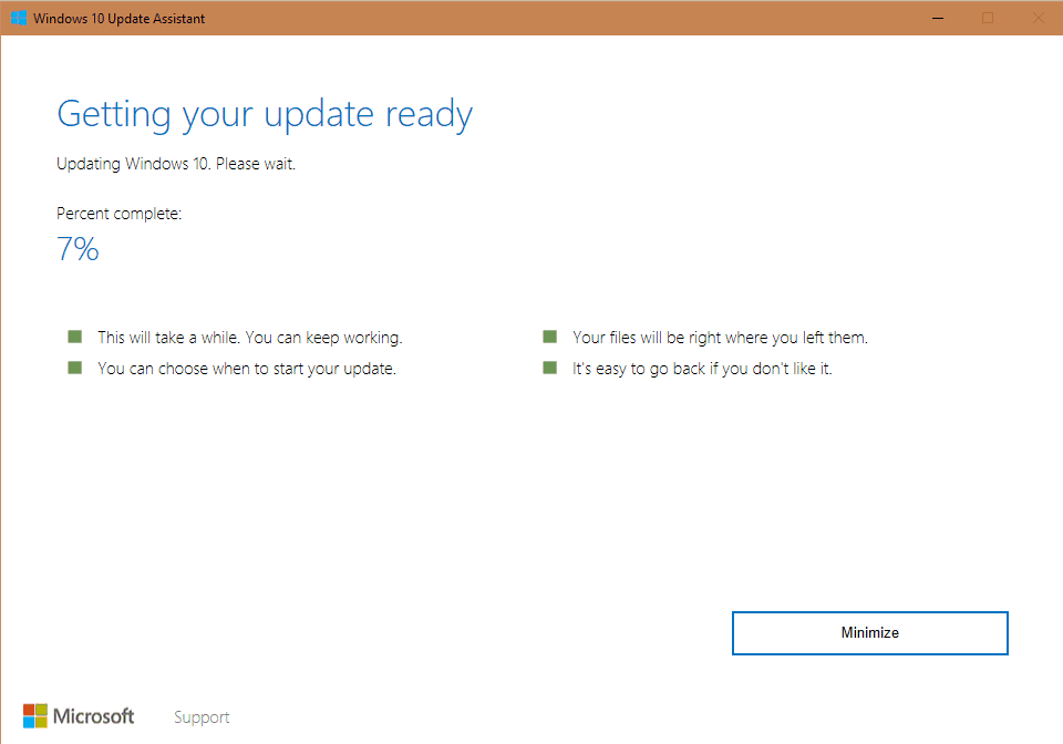Windows 10 Fall Creators Update - Δωρεάν κατέβασμα και εγκατάσταση