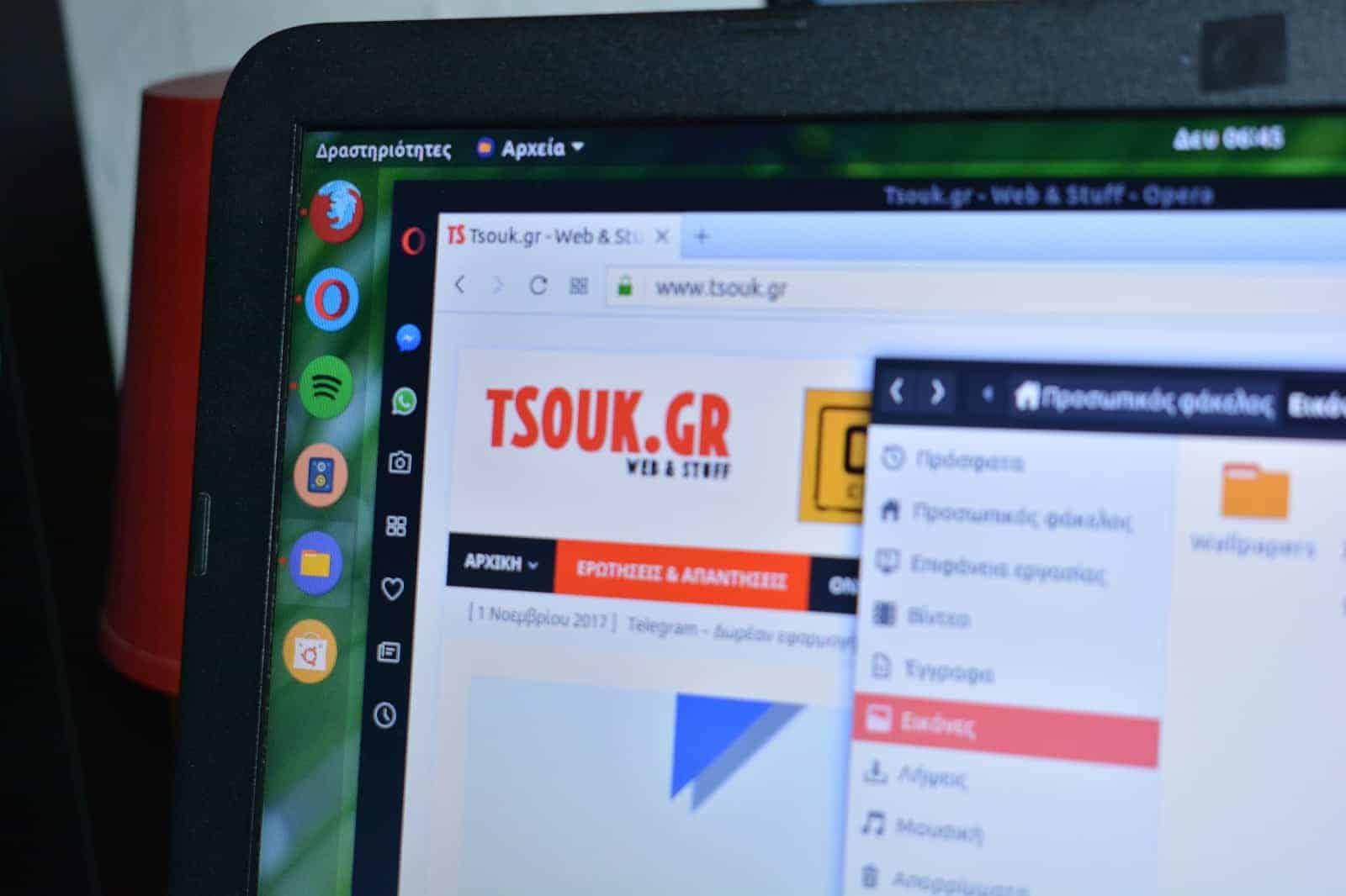 Δωρεάν GTK Ubuntu themes και icons (και πως να τα εγκαταστήσεις)