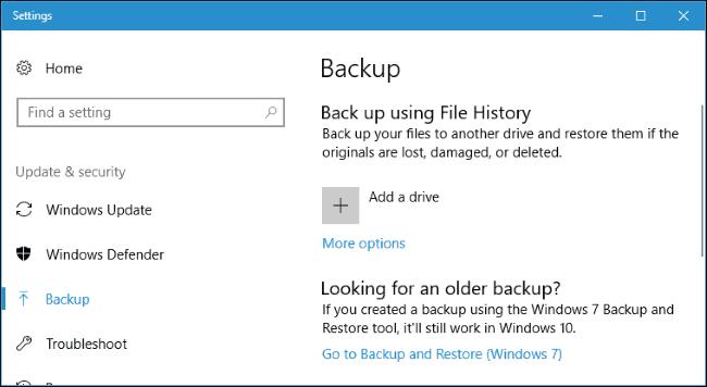 Οι καλύτεροι τρόποι για να κάνεις backup τον υπολογιστή σου
