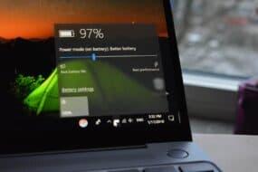 Μεγαλύτερη διάρκεια μπαταρίας στο laptop