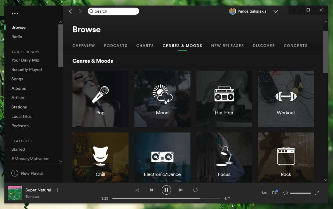 Spotify - Windows 10