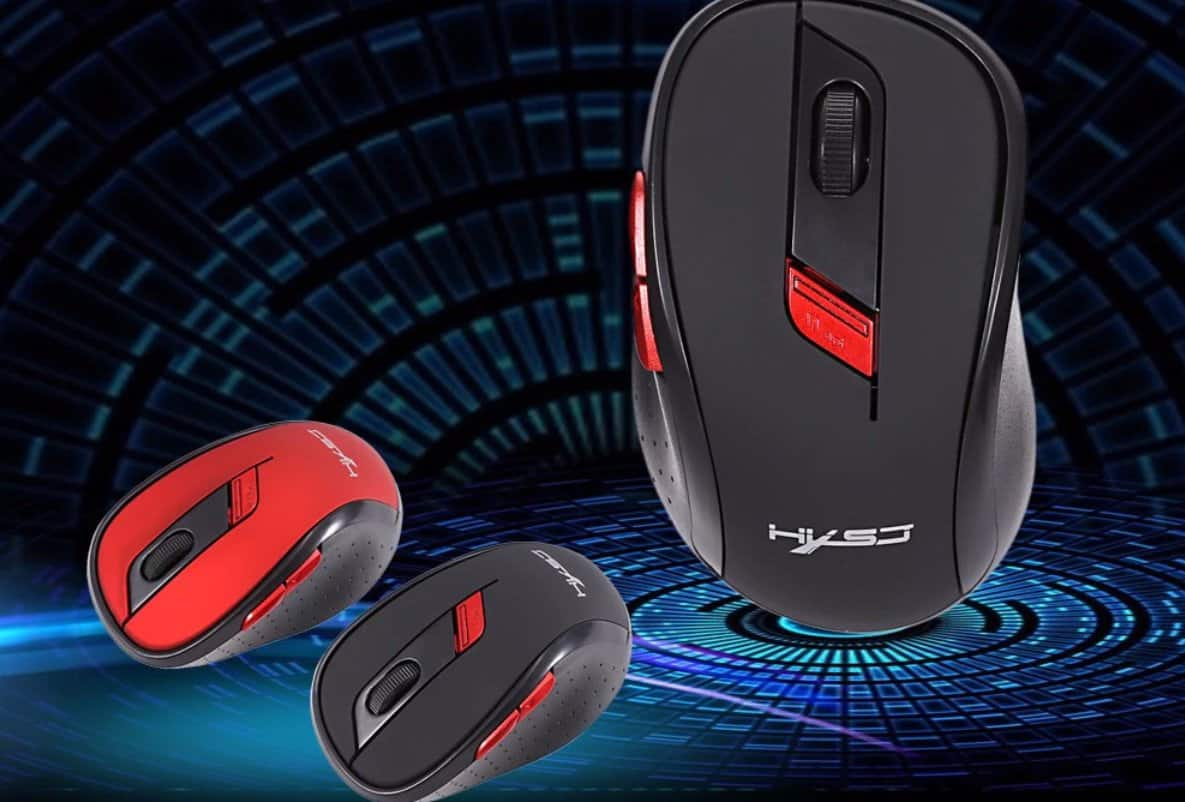 HXSJ X40 Wireless Optical Gaming Mouse