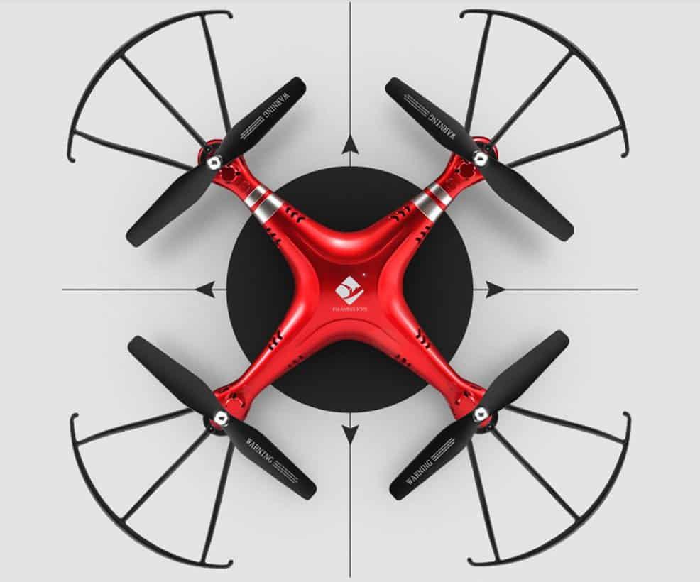 Magic Speed X52 RC Drone