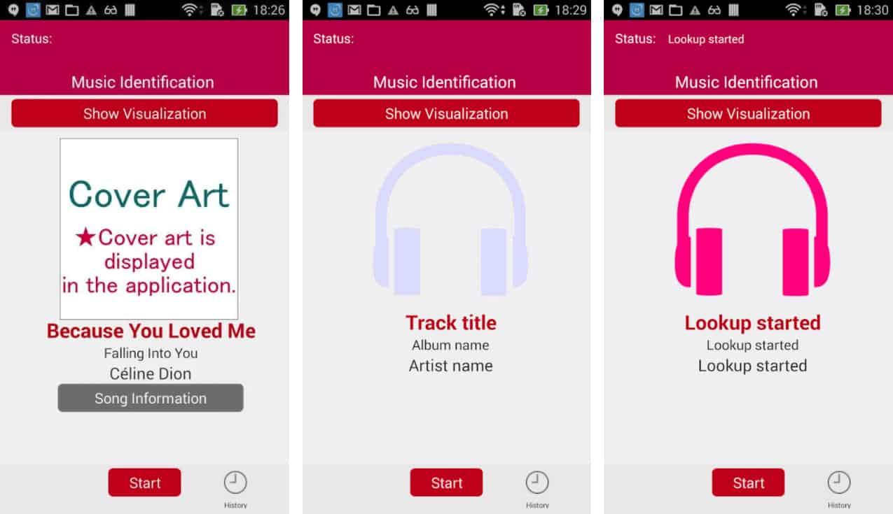 Music Identifier (No ads & free)