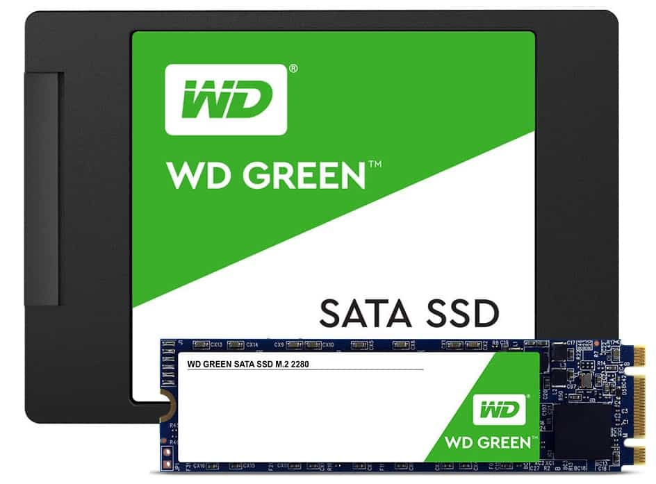 WD Green PC Solid State Drive