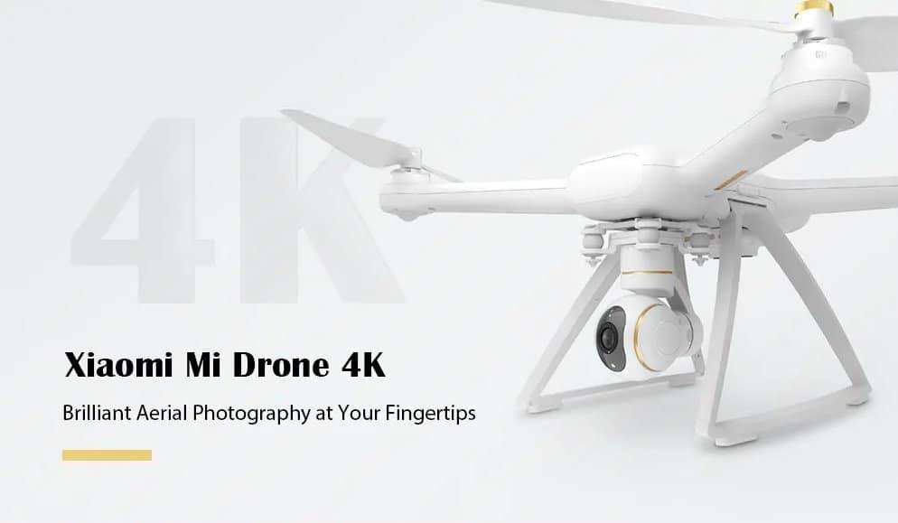 Xiaomi Mi Drone 4K UHD WiFi FPV Quadcopter