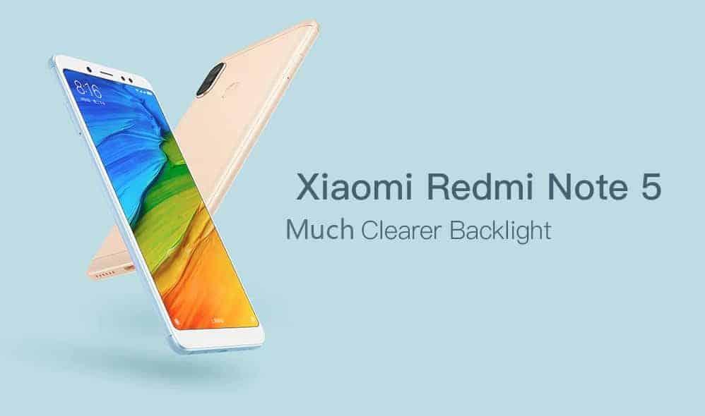 Xiaomi Redmi Note 5 με 3GB RAM και 4G σύνδεση