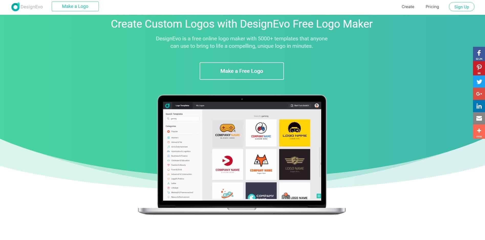 Δημιουργία λογοτύπου με το DesignEvo (Δωρεάν) | Tsouk.gr