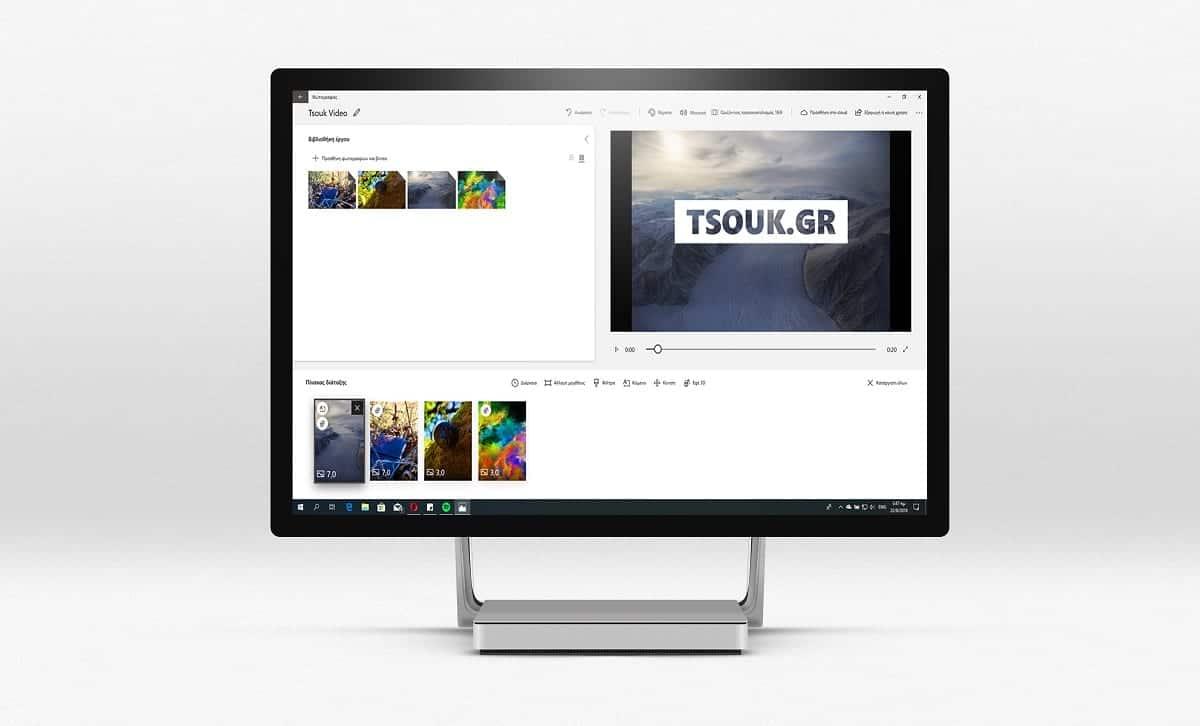 Επεξεργασία βίντεο στα Windows 10 με το Video Editor (Εναλλακτική του Windows Movie Maker)