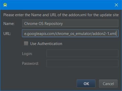 Κατέβασε το Chrome OS σε .image αρχείο