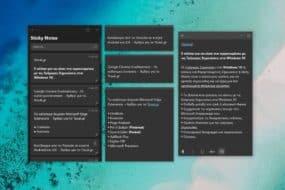 Κόλπα για να είσαι πιο οργανωμένος με τις Γρήγορες Σημειώσεις στα Windows 10