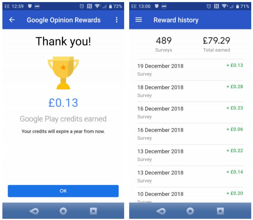 Πως να βγάλεις χρήματα με το Google Opinion Rewards