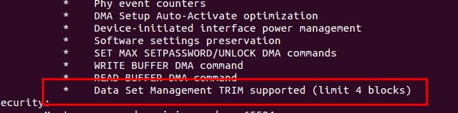 Ενεργοποίηση TRIM στο Ubuntu - Για κατόχους SSD δίσκων