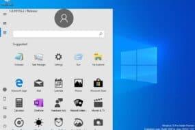 Το νέο Μενού Έναρξης των Windows 10 χωρίς live tiles