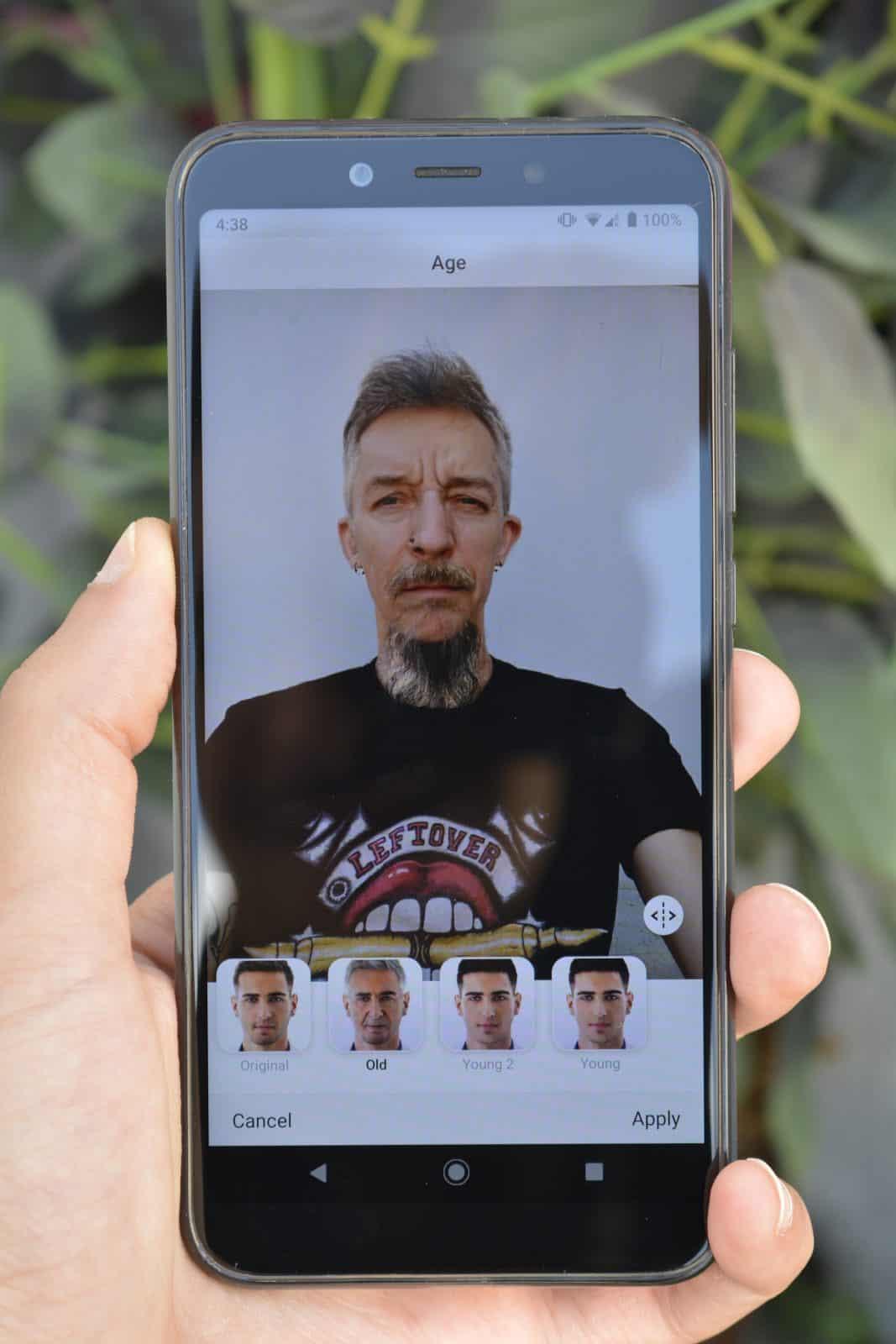 FaceApp – Είναι ασφαλής η εφαρμογή που σε κάνει πιο γέρο;