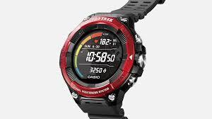Το νέο της βελτιωμένο smartwatch PRO TREK WSD-F21HR ανακοίνωσε η Casio