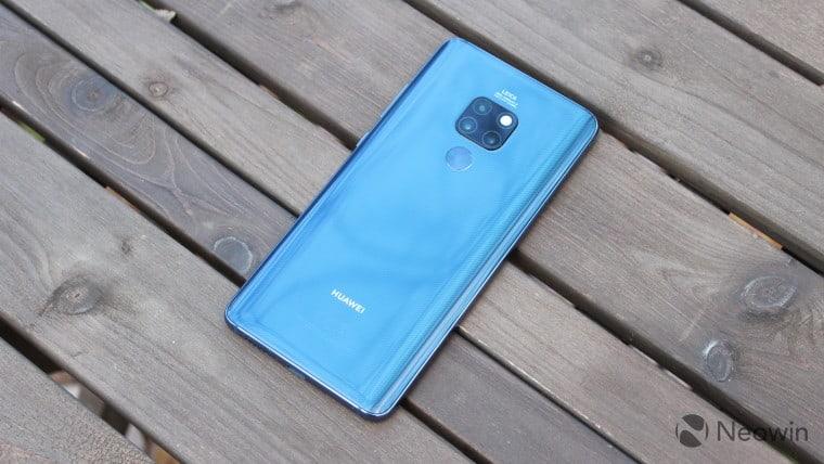 Huawei mate 30: Τα αποκαλυπτήρια μπορεί να γίνουν στις 19 Σεπτεμβρίου