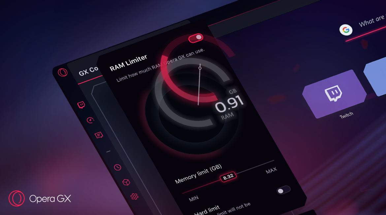 Opera GX - Ένας δωρεάν gaming browser που βασίζεται στο Chromium