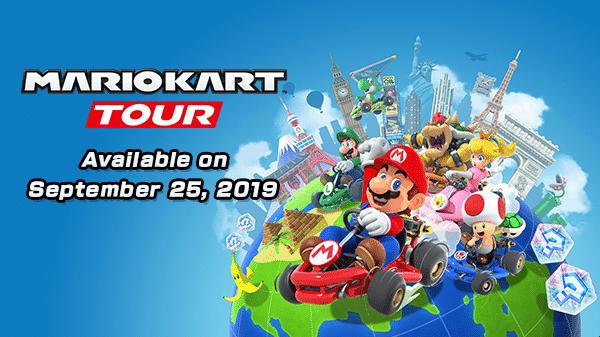 Το mobile game «Mario Kart Tour» ξεκινάει σε iPhone και Android τον επόμενο μήνα