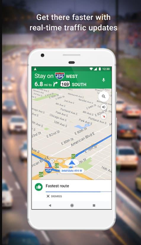 ενσωμάτωση με το Spotify - Google Maps